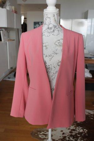 Zara Blazer rosa wie neu Gr L