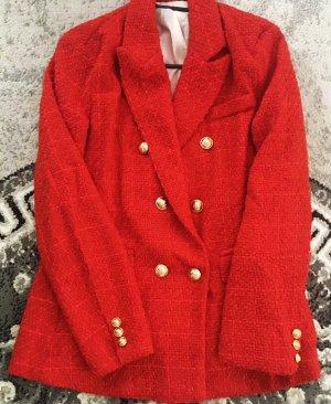 Zara Blazer Tweed Gr.S