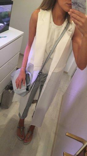 Zara Blazer lungo bianco