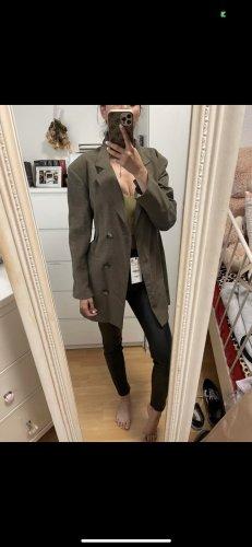 Zara Boyfriend blazer khaki