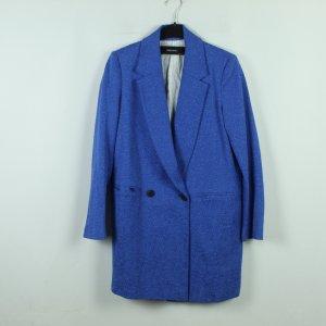 ZARA Blazermantel Gr. S blau (20/11/039*)