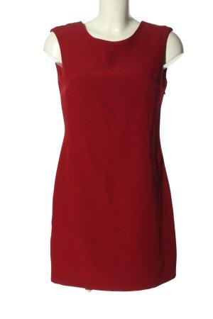 Zara Pencil Dress red casual look