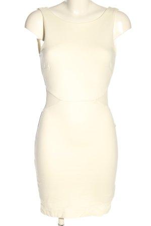 Zara Abito longuette bianco sporco elegante