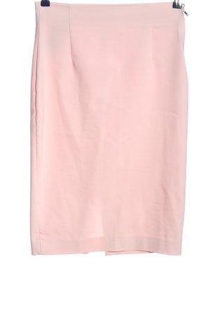 Zara Bleistiftrock pink Casual-Look