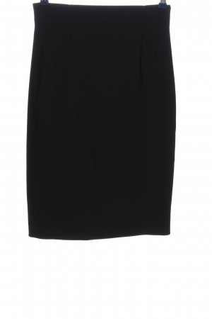Zara Bleistiftrock schwarz Business-Look