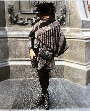 Zara Blogger Poncho