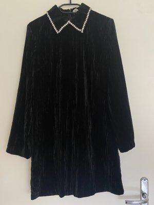 Zara Mini Abito nero-argento