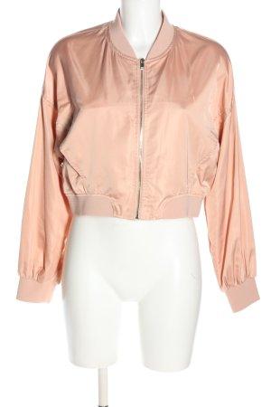 Zara Blouson pink Casual-Look