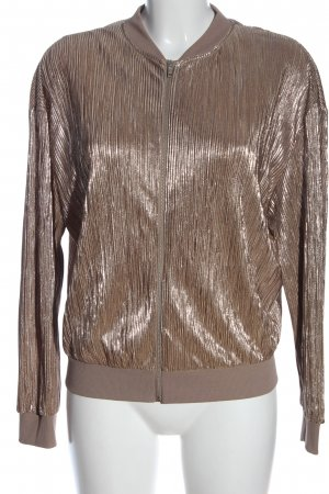 Zara Blouson brown casual look