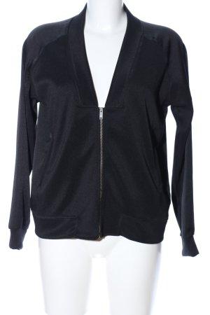 Zara Blouson schwarz Casual-Look