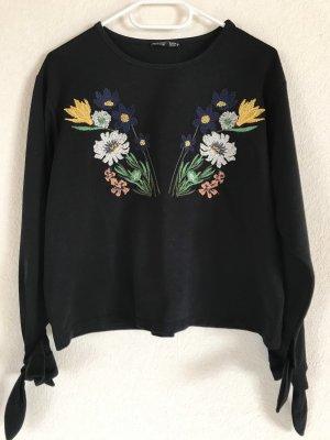 Zara Colletto camicia multicolore