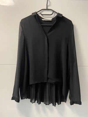 Zara Colletto camicia nero