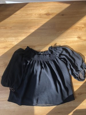 Zara Tunique de plage noir