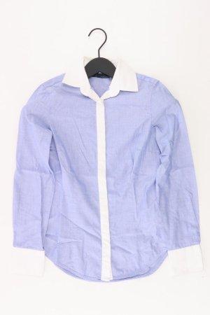 Zara Bluse blau Größe XS