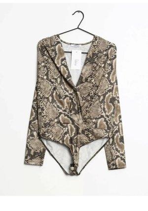 Zara Body koszulowe Wielokolorowy