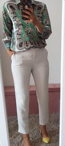 Zara Long Sleeve Blouse green