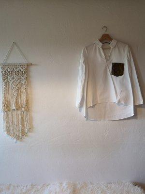 Zara-Bluse Gr. S