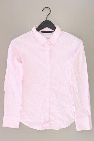 Zara Bluse Größe L pink aus Baumwolle