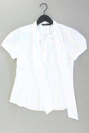 Zara Bluzka w kolorze białej wełny