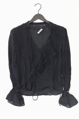 Zara Bluse Größe S schwarz