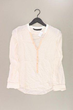 Zara Bluse Größe XS creme aus Viskose