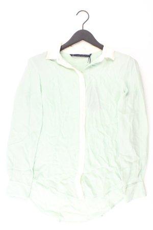 Zara Bluse grün Größe M