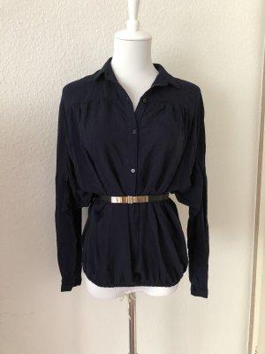 Zara bluse in dunkelblau ❤️