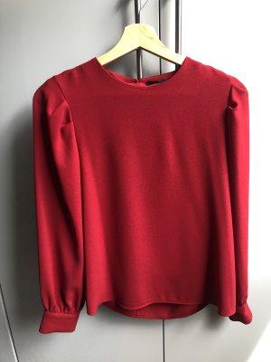 Zara Bluse in rot | XS