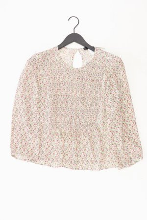 Zara Bluse mehrfarbig Größe XL
