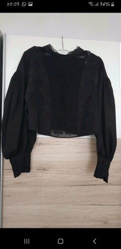 Zara Veste chemisier noir