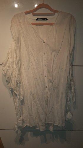 Zara Bluse Oversize