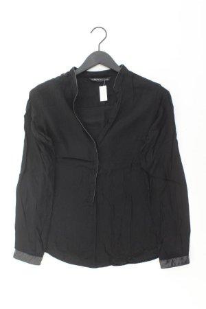 Zara Bluse schwarz Größe L