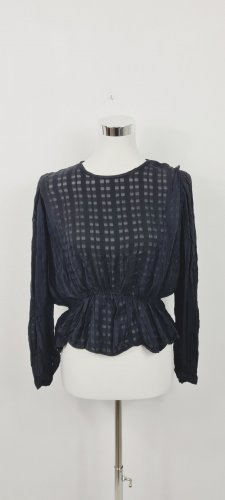 Zara / Bluse / Schwarz / Größe L / Auch geeignet für eine M