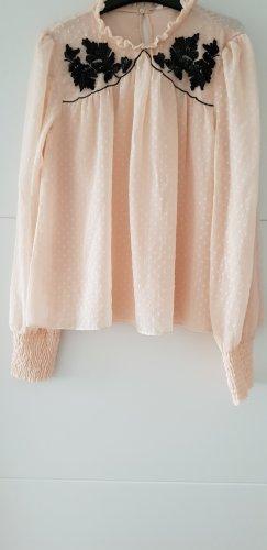 Zara Bluse Shirt Top Oberteil Hemd boohoo