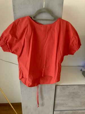 ZARA Bluse XS orange