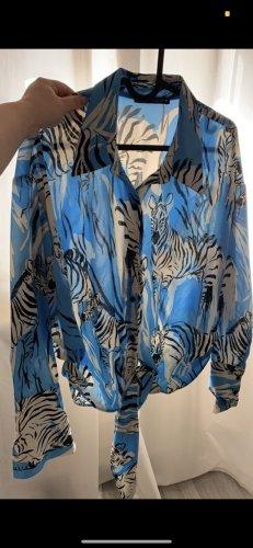 Zara Bluse Zebra