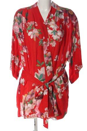 Zara Marynarka koszulowa Na całej powierzchni W stylu casual