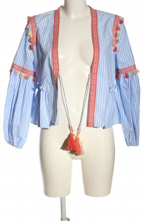 Zara Blouse Jacket allover print casual look
