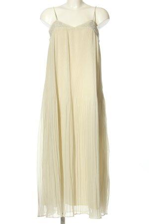 Zara Blusenkleid wollweiß Elegant