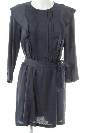 Zara Blusenkleid schwarz Elegant