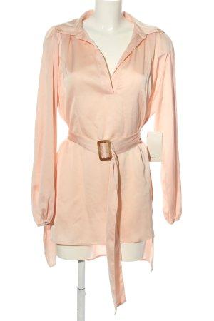 Zara Blusenkleid pink Casual-Look