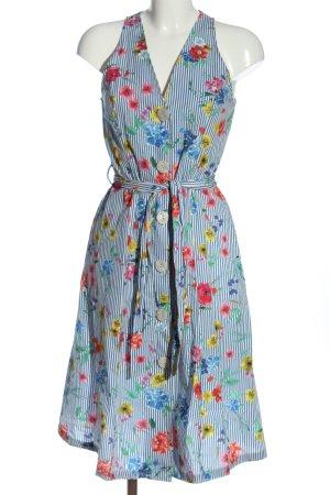 Zara Blusenkleid Blumenmuster Casual-Look