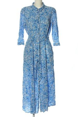 Zara Abito blusa stampa integrale stile casual