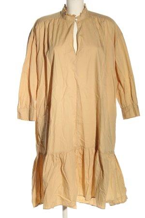 Zara Blusenkleid creme Casual-Look