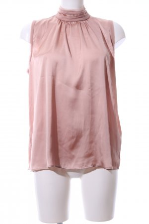 Zara Blusentop pink Business-Look