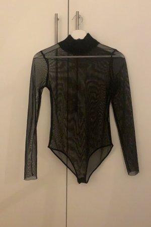 Zara Woman Colshirt zwart