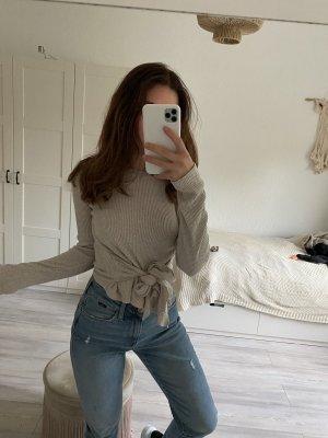 Zara Body mit knoten Details