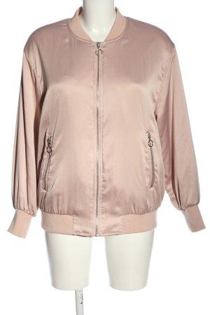 Zara Bomberjacke pink Casual-Look