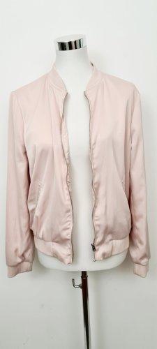 Zara Bomber Jacket pink