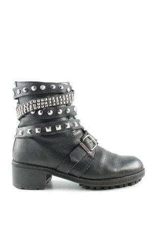 Zara Booties black casual look